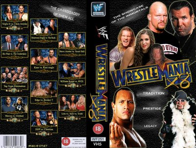 Download WWF/WWE Wrestlemania x8