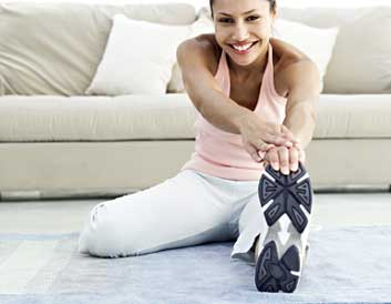 latihan mengencangkan otot di rumah