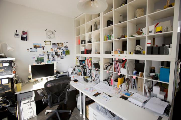 ruangan kerja di rumah