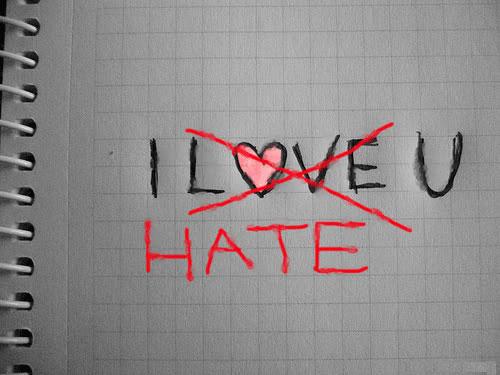 busuknya kebencian