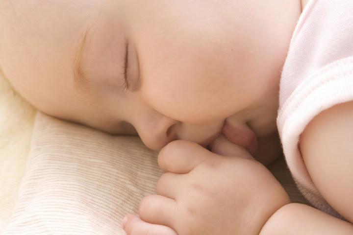 Adik Bayi Tidur