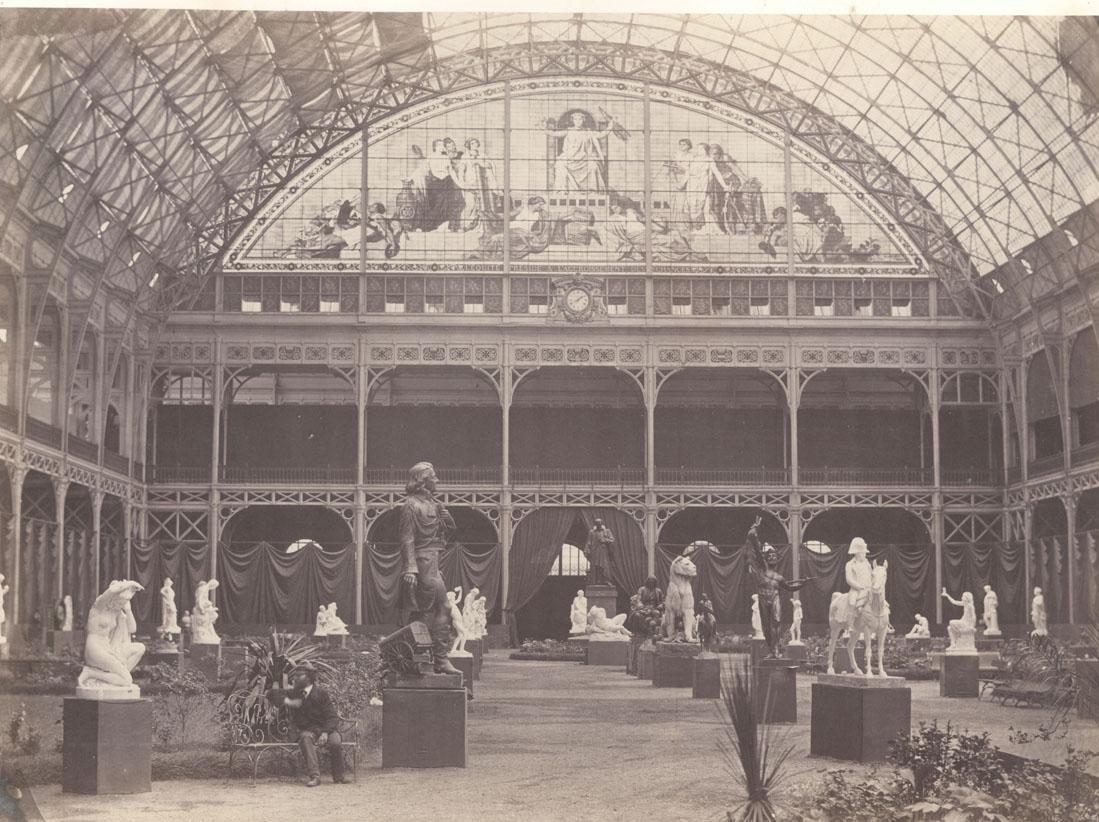 Salon de 1864 paris salon exhibitions 1667 1880 - Salon de the paris 13 ...