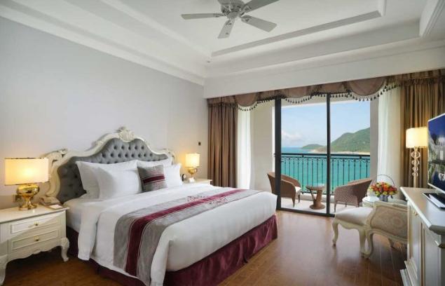 Khách sạn VinOasis tại Phú Quốc luôn là sự lựa chọn hàng đầu của nhiều du khách
