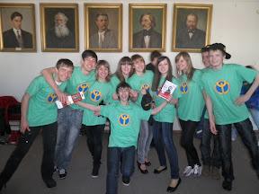 Команда «ММС» районної гімназії підкорила серця чернігівчан