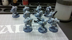 Space Wolves silver
