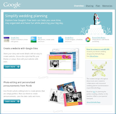 『Google for Weddings』Googleが結婚支援サイトを公開