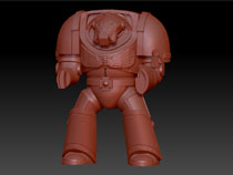 Terminator Sculpt