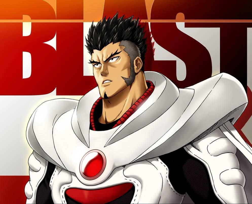 The Blast (One punch man Fan art) by pedrozox2093 | One punch man manga, One punch man, One punch