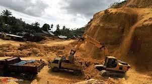 ilustrasi Tambang minerba