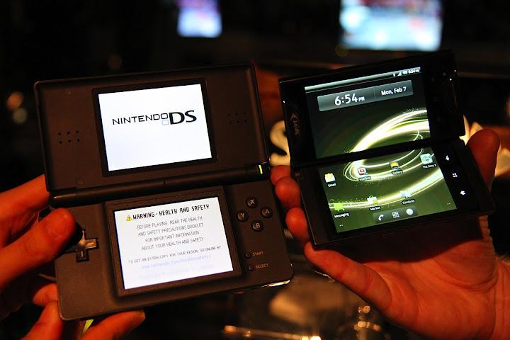 """jsimg2524 Que tal um """"Nintendo DS"""" com Android?"""