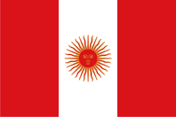 Banderas de Latino América a lo largo de la Historia