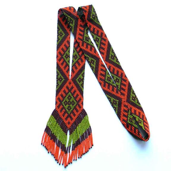 гердан (гайтан) Anabel славянские украшения народные