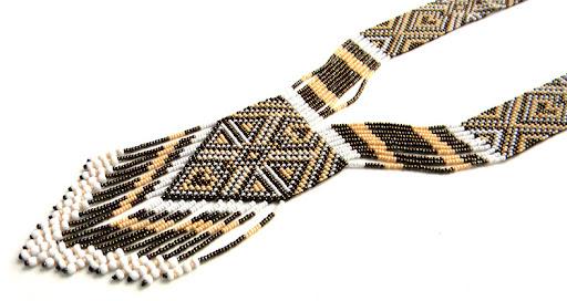 купить украшения из бисера украина гердан гайтан