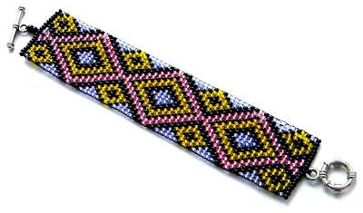 купить браслет бисер Anabel украина россия