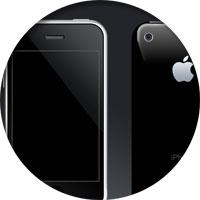 iPhone 3G в PSD формате
