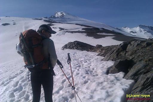Ascensión al Pico Veleta, 15 mayo de 2011