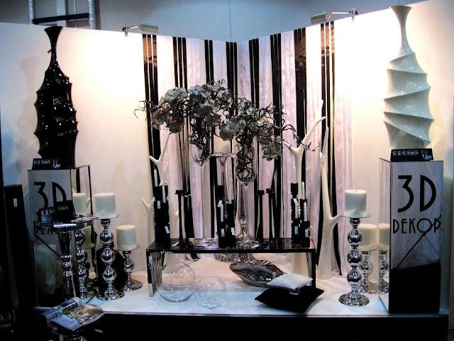 Концепция декора BLACK & WHITE от S-Studio