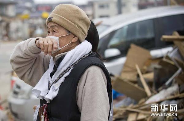 天佑日本- 走出地震海嘯核災的陰霾