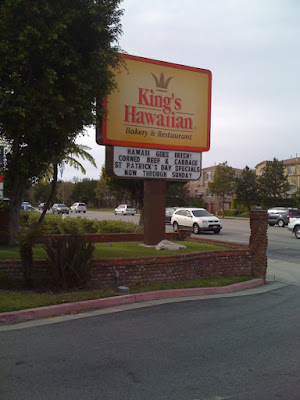 King Hawaiian Bakery & Restaurant