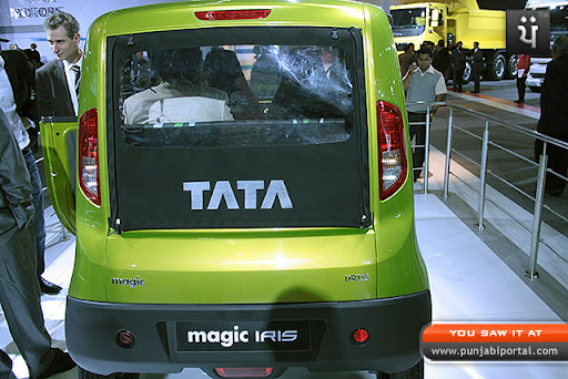 Tata Magic IRIS