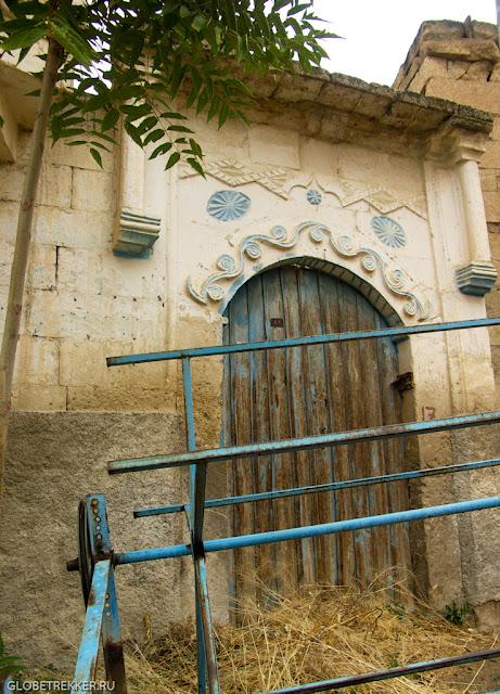 Каппадокия. Греческий Синасос – город призрак.