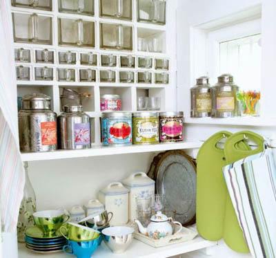 En mi espacio vital muebles recuperados y decoraci n for Accesorios de cocina vintage
