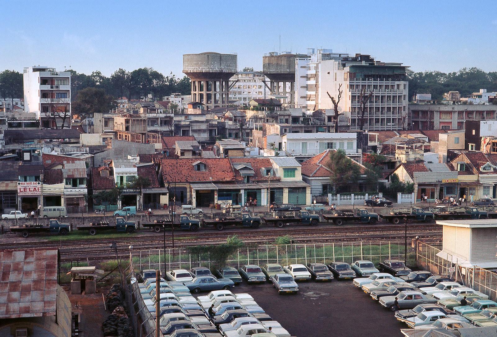 60 tấm ảnh màu đẹp nhất của đường phố Saigon thập niên 1960-1970 - 8