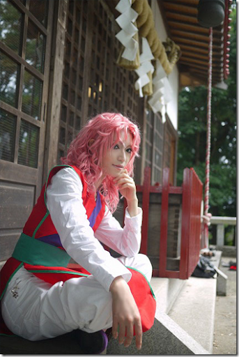 yu yu hakusho cosplay - genkai by kiramado