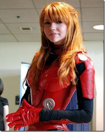 neon genesis evangelion cosplay - soryu asuka langley 4