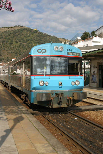 Tren Pinhao