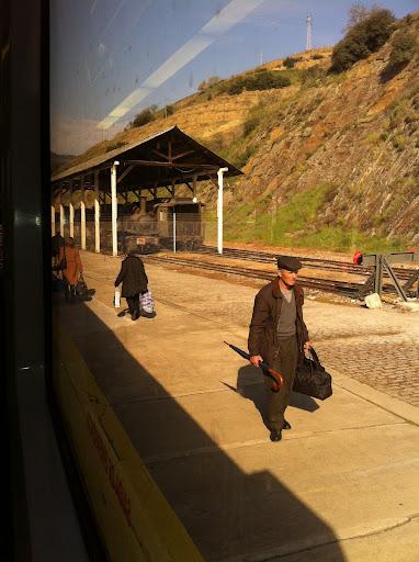 Estación Douro