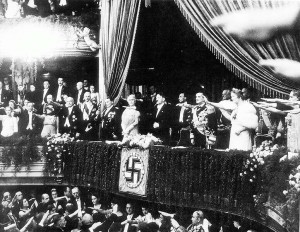 1. Hitler And Admiral Horthy Berlin Staatsoper 1938