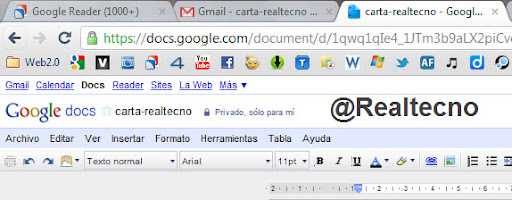 Google Cloud Connect para Microsoft Office 2010