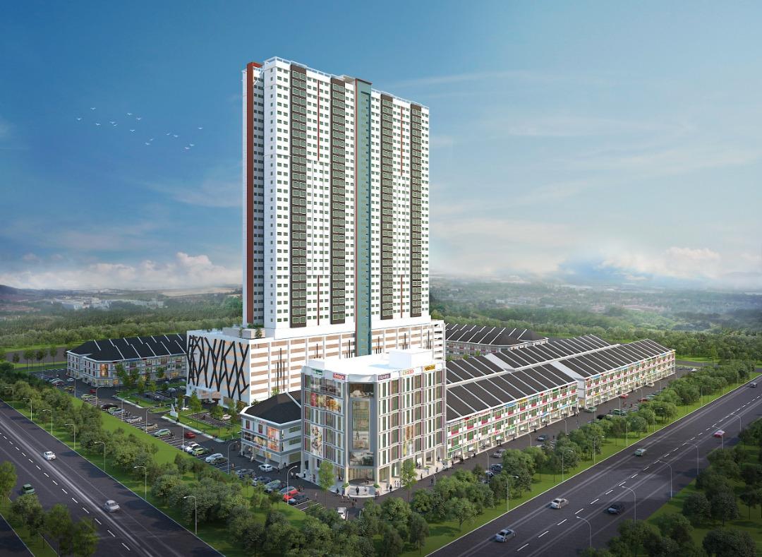 Acacia Residences, Salak Perdana - Serviced apartment Freehold baru bawah RM300K 3