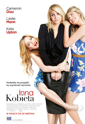 Polski plakat filmu 'Inna Kobieta'
