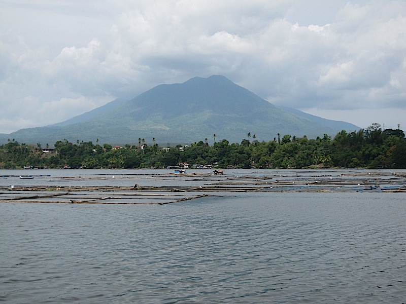 Lake Sampaloc in San Pablo City