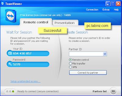 TeamViewer 6 – Phần mềm điều khiển máy tính từ xa