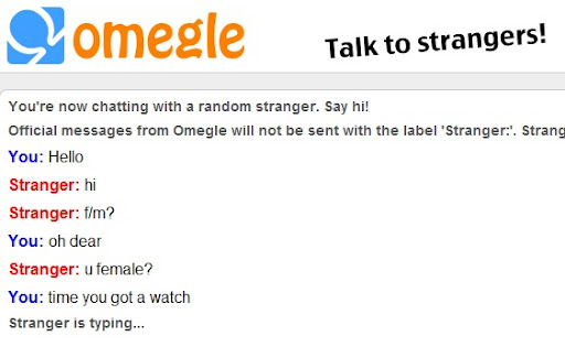 omegle review