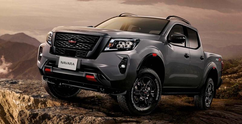 สรุปรถยนต์ : New Nissan Navara Pro 4x