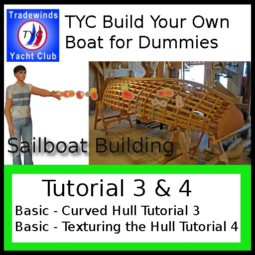 Building A Curved Hull Tradewinds Yacht Club