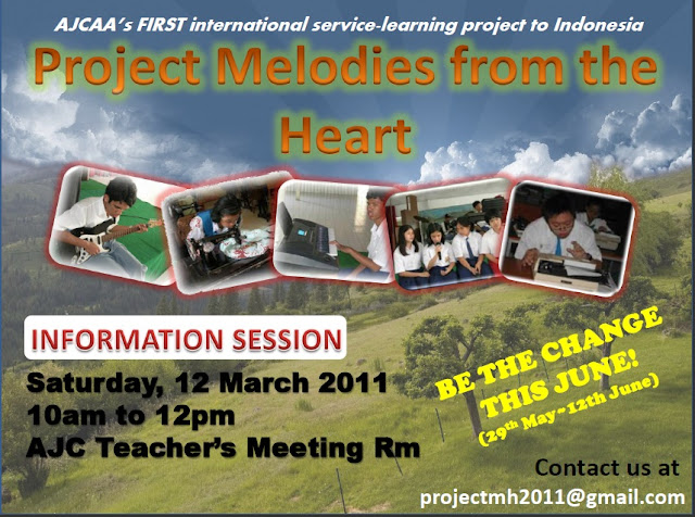International Service-Learning Project to Indonesia