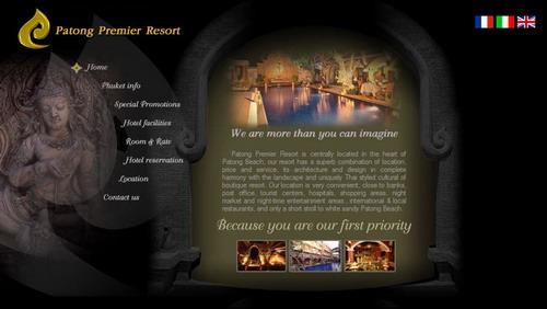 泰國普吉島,旅遊,自助旅行,芭東飯店,Patong Premier Resort