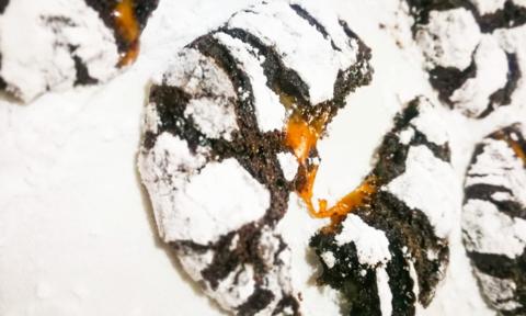 Photo of Chocolate Crinkles