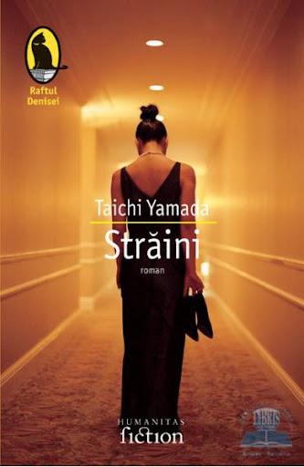 Straini de Taichi Yamada - coperta