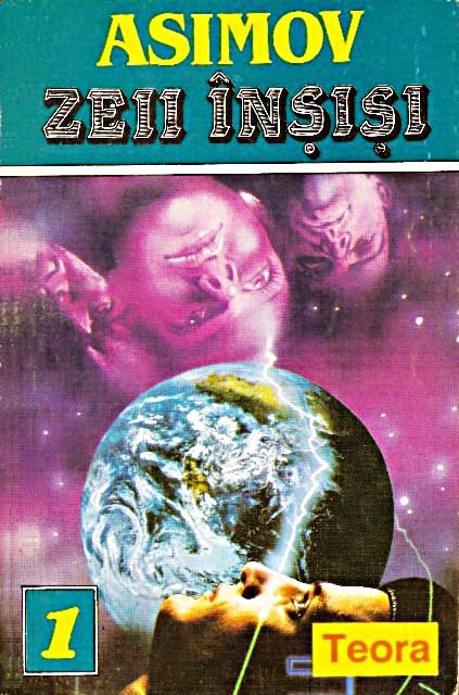 Zeii insisi de Isaac Asimov