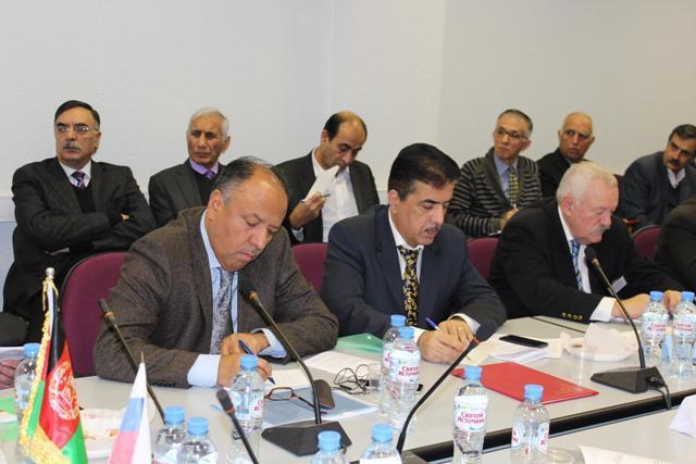 تدویر کنفرانس علمی و تحقیقاتی در مورد افغانستان