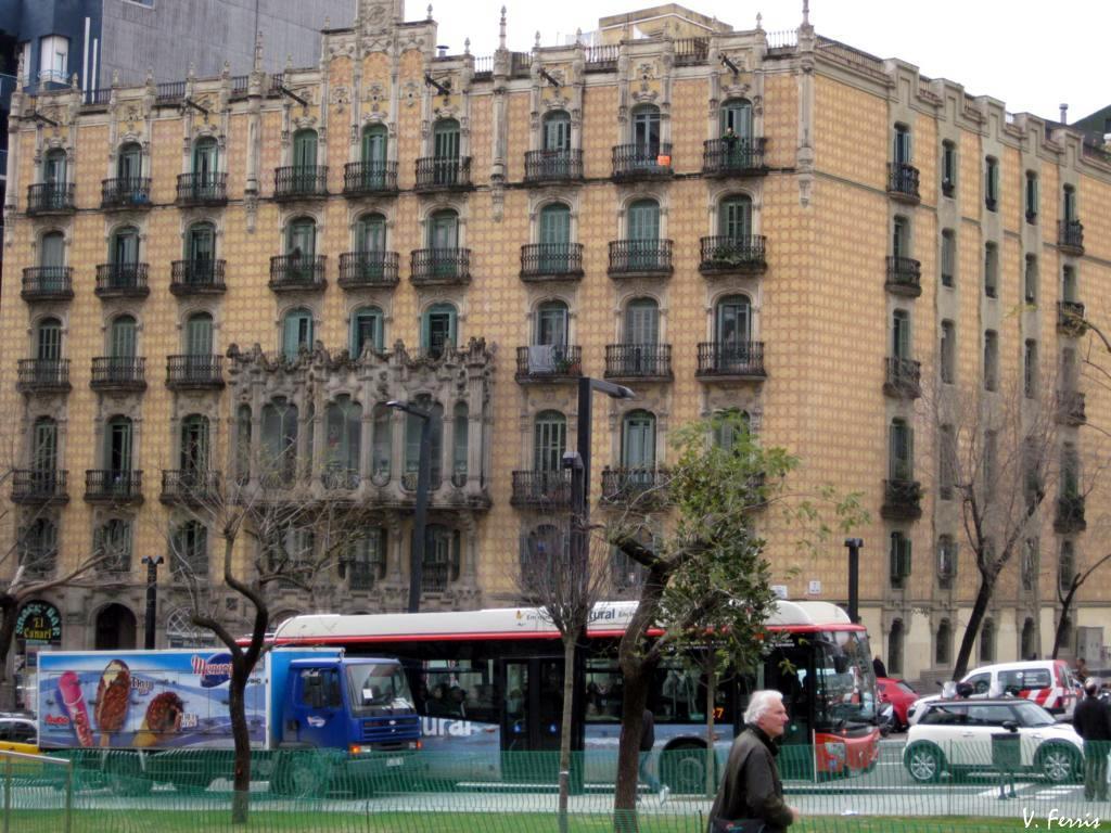 Casas ramos barcelona modernista - Casa torres barcelona ...