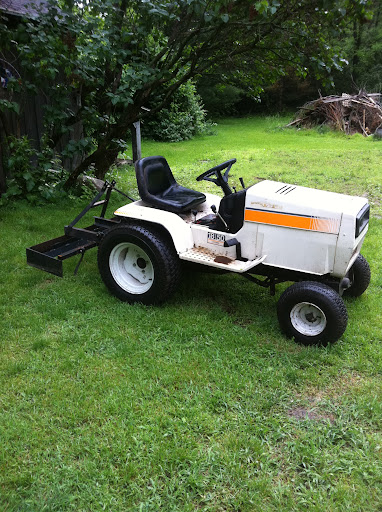 16 Mtd Tractor : New to me mtd tractor mytractorforum the