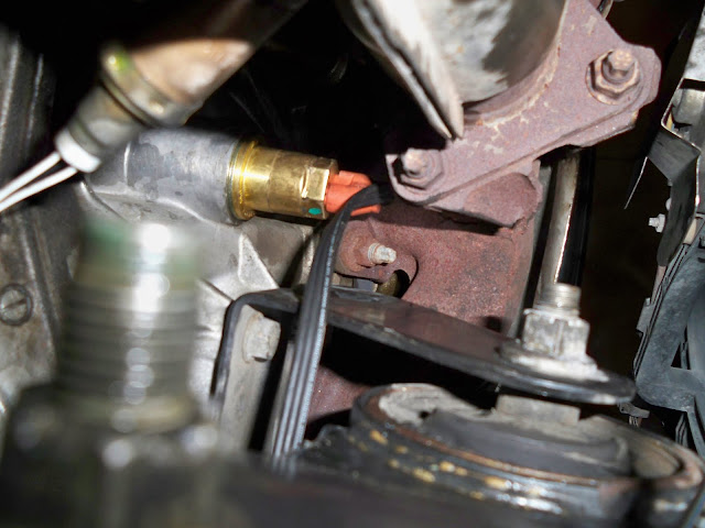 How To Install A Block Heater In Your 4th Gen Maxima Forums