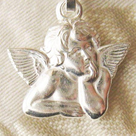 天使ネックレス